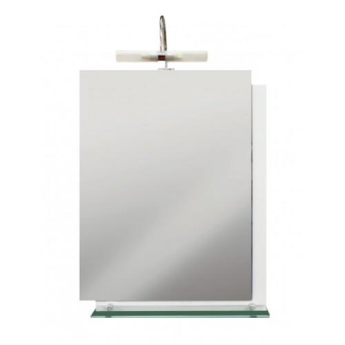 Зеркало Estella с полочкой